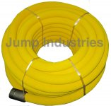 "1'x50"" Semi-rigid booster hoses lined with TPU"