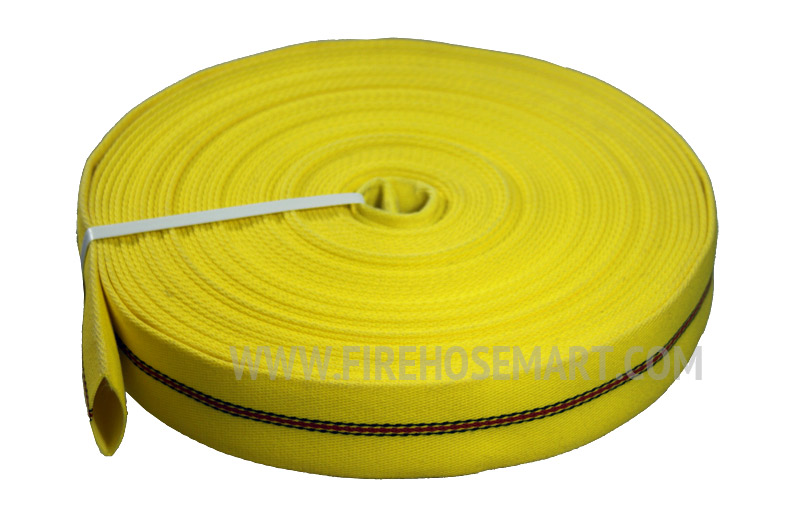 "1 1/2"" SJ Yellow Forestry fire hose Forestry Type II"
