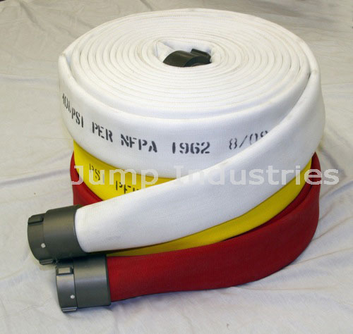 "2 1/2""x50' DJ #800 Fire Hoses with EPDM lining"