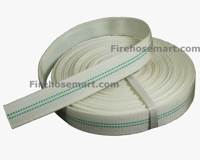 "1"" SJ White Forestry fire hose Forestry Type I"