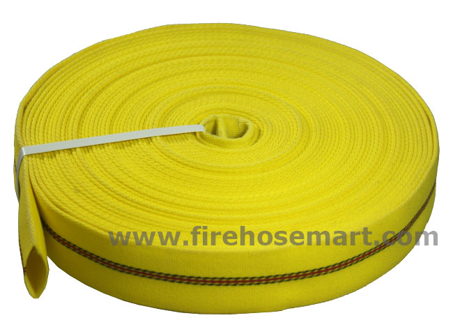 "1"" SJ Yellow Forestry fire hose Forestry Type II"