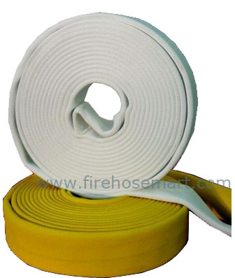 "1 1/2' x50"" DJ #800 Fire Hoses with EPDM lining"